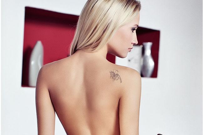 Giulia Borio in Playboy Italy