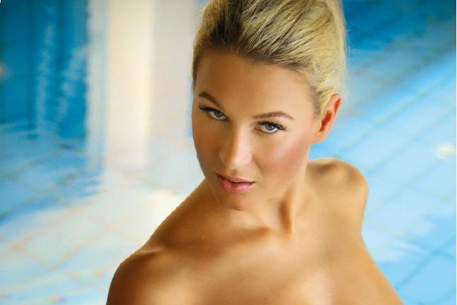 Jana Casova in Playboy Czech Republic