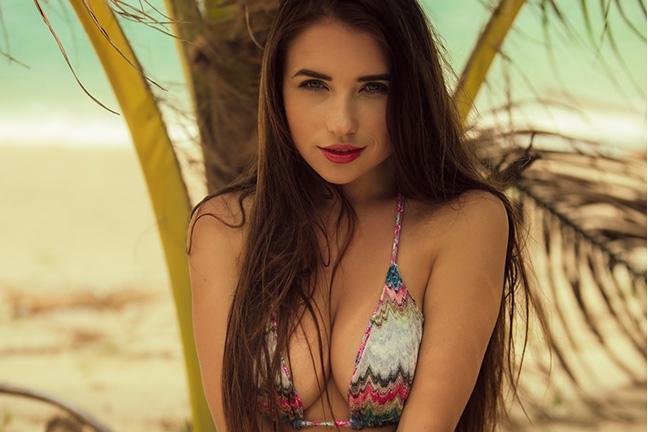 Niemira in Tropic Enchantment