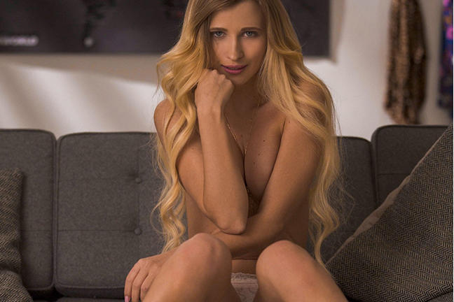 Lisa Dawn in Hold Me