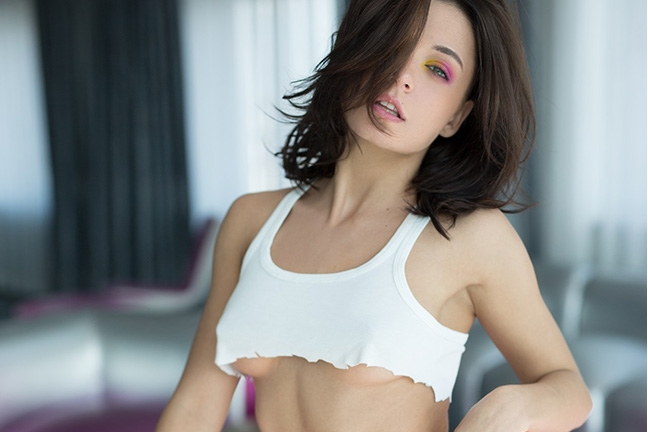Anastasiia in Totally Tempting