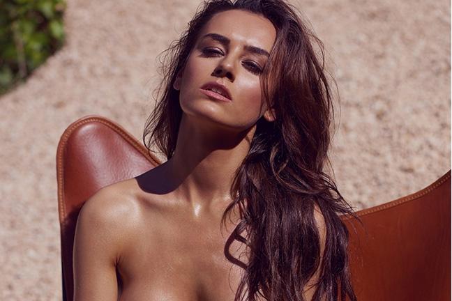 Veronika Klimovits in Playboy Germany