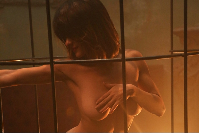 Mia Valentine in Caged Angel