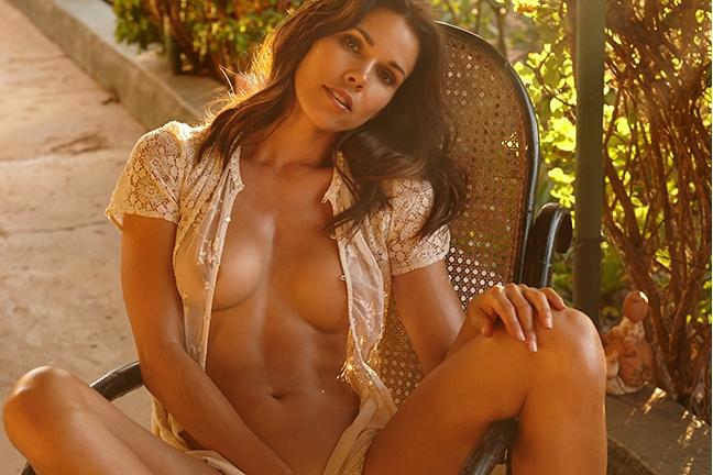 Katerina Giannoglou in Playboy Germany Vol. 2