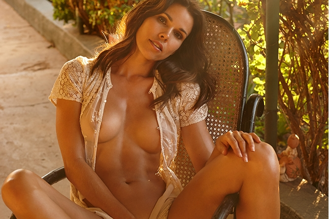 Katerina Giannoglou in Playboy Germany Vol. 2