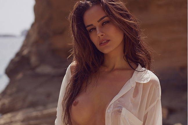Veronika Klimovits in Playboy Germany Vol. 3