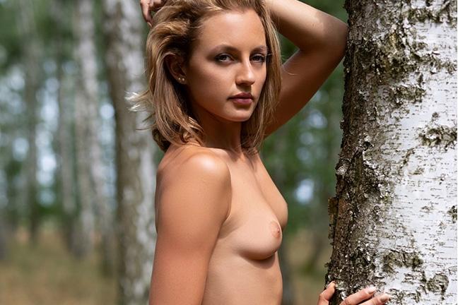 July Miller in Natural Serenity