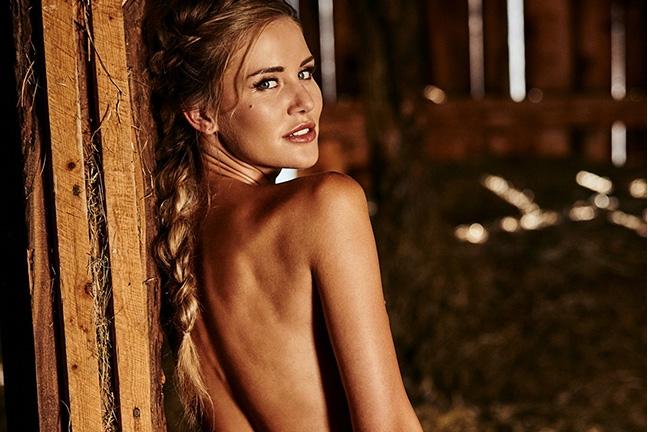Julia Prokopy in Playboy Germany Vol. 2