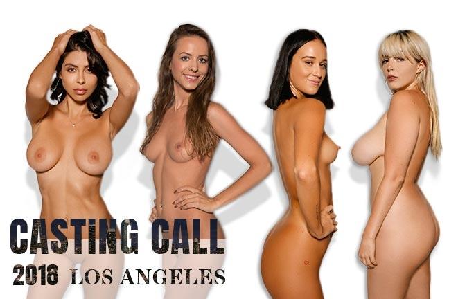LA Casting Call 2018 Vol. 1