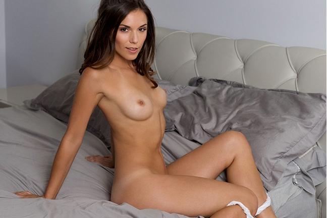 Elena Generi in Stirring Silver