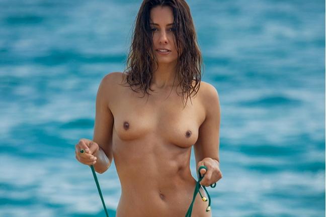 Anetta Keys in Rising Tide