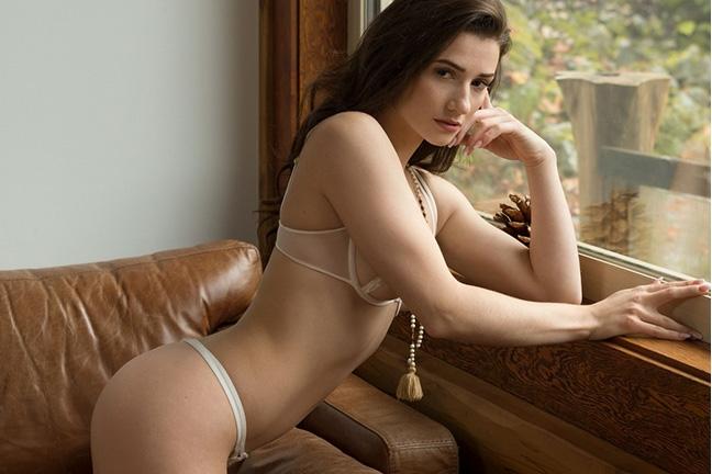 Alexandra Belle in Cozy Up