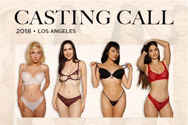 LA Casting Call 2018 Vol. 2