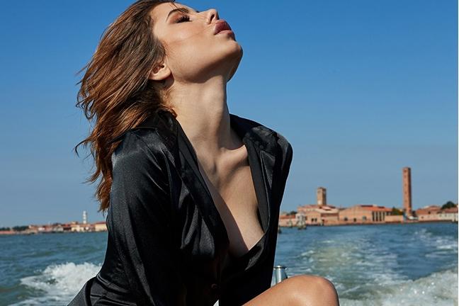 Chiara Arrighi in Playboy Germany