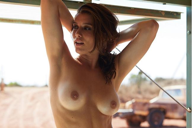 Nina Zwick in Playboy Germany Vol. 2