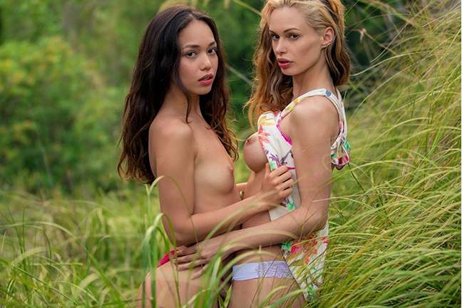 Zita and Kit in Natural Attraction