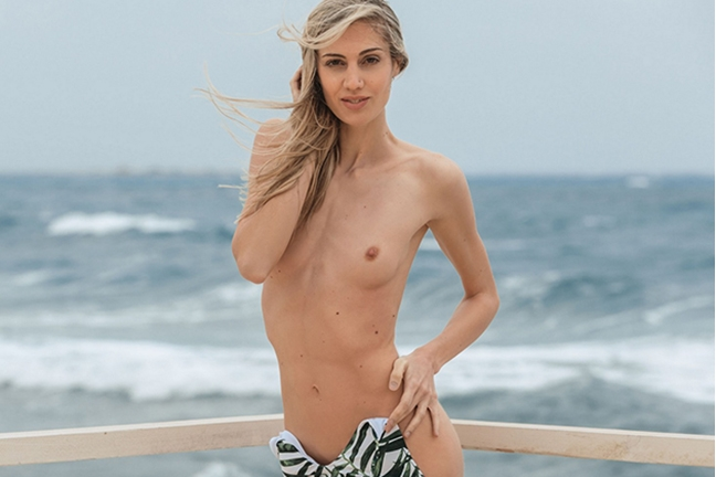 Francy Torino in Boardwalk Beauty