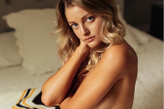 Playmate February 2018: Megan Samperi