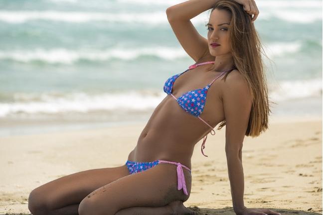 Nicole Fox in Sandy Shores