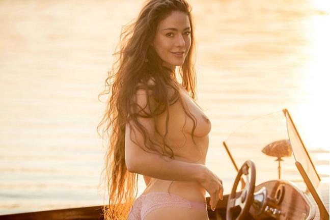Joy Draiki in Sensational Voyage