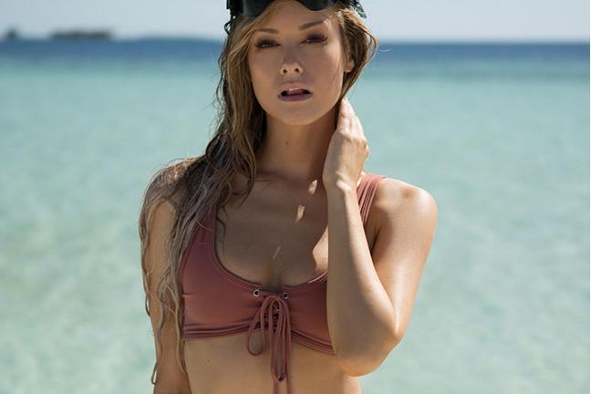 Olivia Preston in Walking on Water