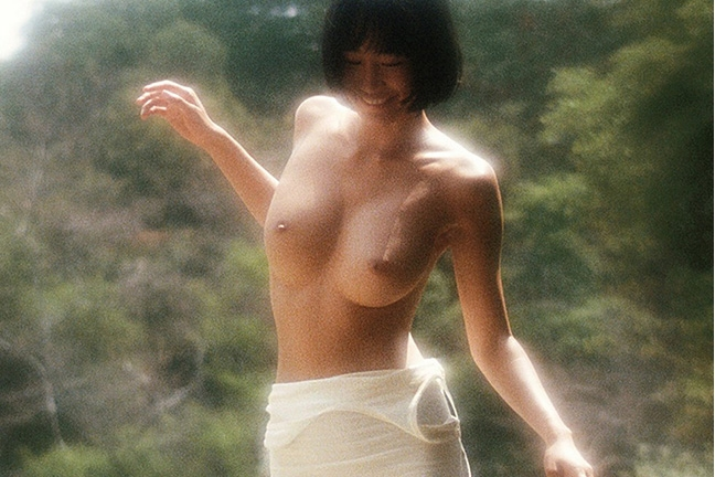 Miki Hamano in One with Nature