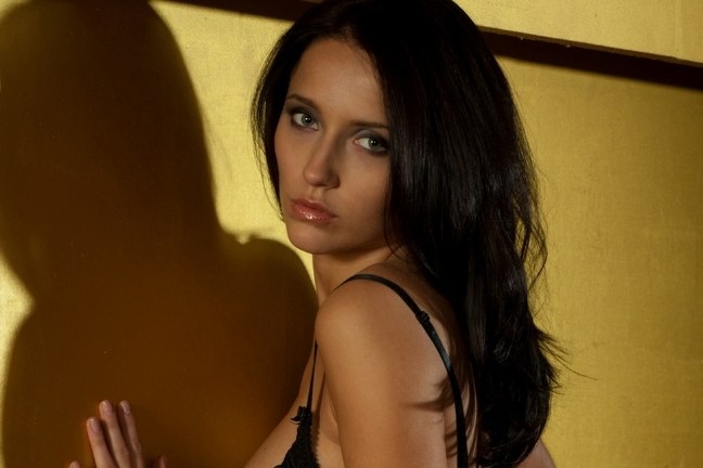 Anastasiya Avilova in Playboy Germany