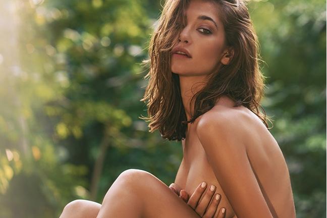 Raluca Cojocaru in Sweet Paradise