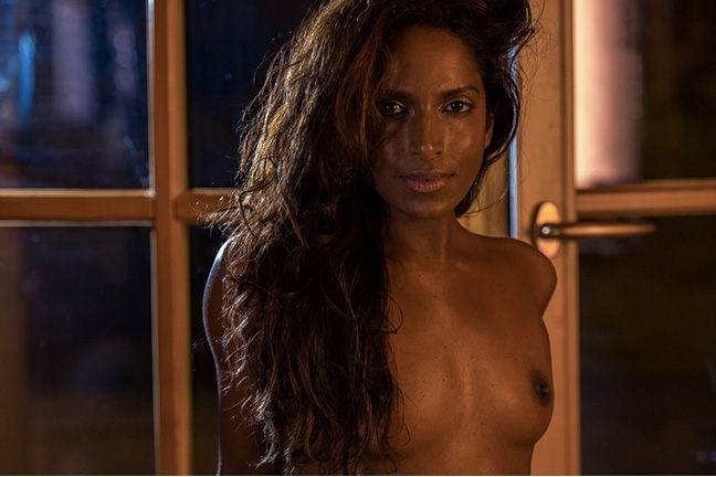Nirmala Fernandes in Midnight Fantasy