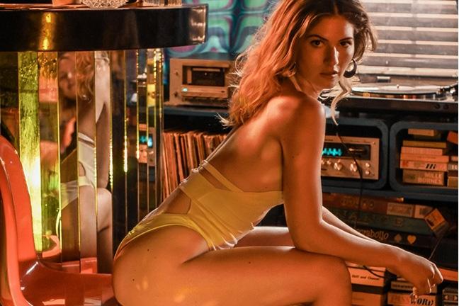 Shauna Sexton in Disco Fever
