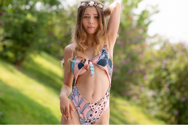 Mila Azul in Dreaming in Color