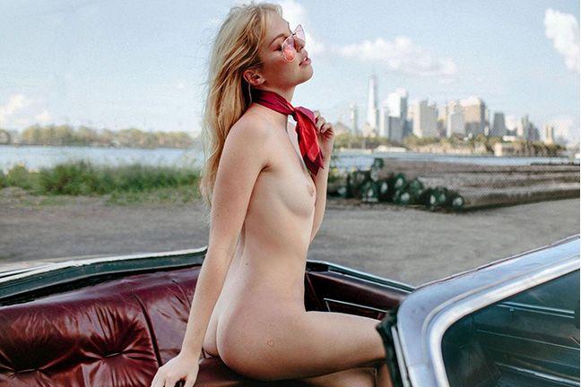 Amanda Rosalina in I Heart New York