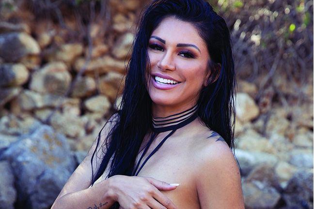 Nathy Kihara in Playboy Portugal
