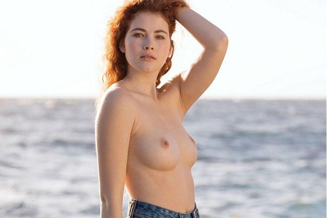 Heidi Romanova in Ocean Whisper