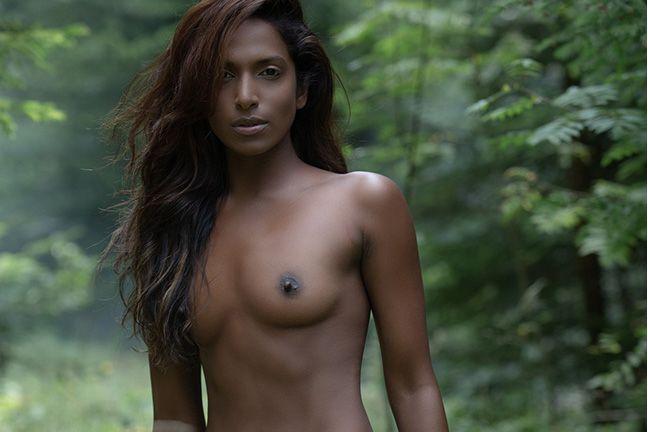 Nirmala Fernandes in Natural Impulse