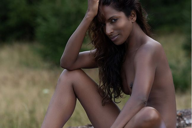 Nirmala Fernandes in Divine Desires