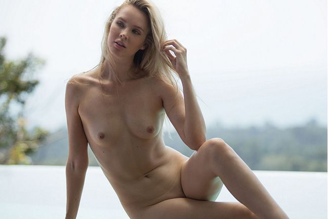 Thera Jane in Above the Clouds