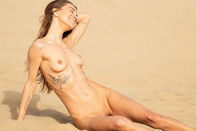 Rose Whitney in Desert Charm