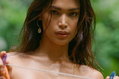 Geena Rocero Playboy