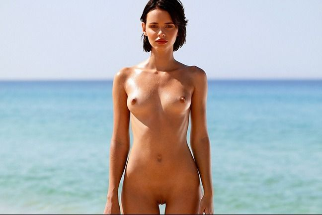 Ariel in Playboy Portugal