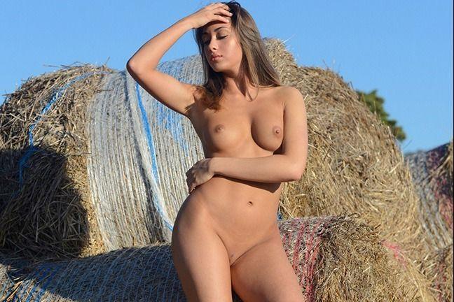 Michelle Weisstuch in Playboy Germany
