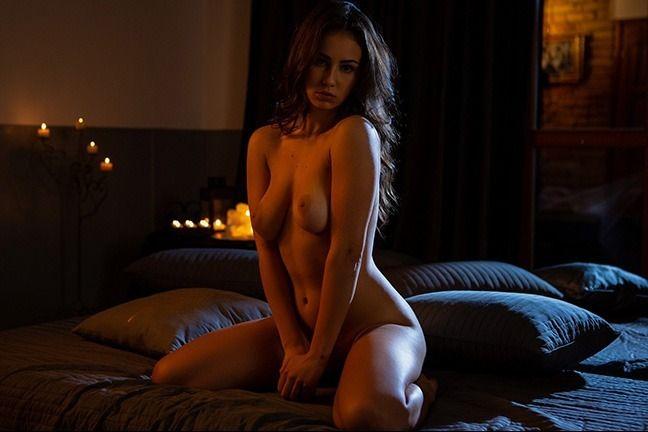 Sophie Limma in Moonlit Affair