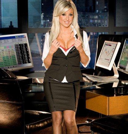 Women of - Wall Street - Playboy Plus