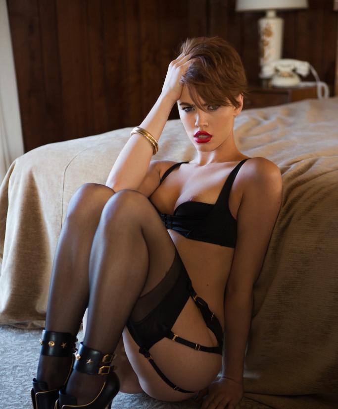Nackt Britt Linn  Playboy Plus