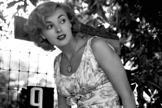 Playmate of the Month October 1955 - Jean Moorehead
