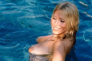 Playmate of the Month October 1972 - Sharon Johansen