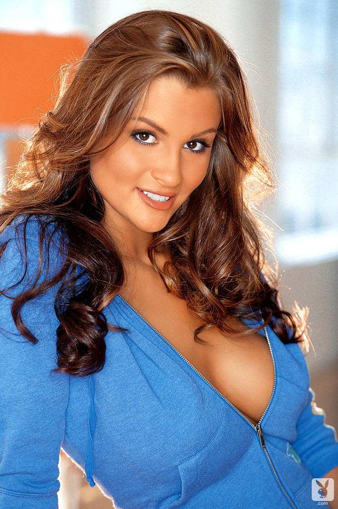 Playmate of the Month October 2006 - Jordan Monroe