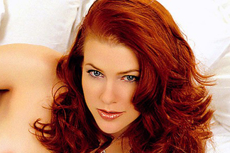 Coed of the Month - October 2002: Penny Drake 01