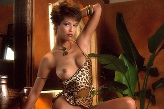 Playmate of the Month July 1984 - Liz Stewart