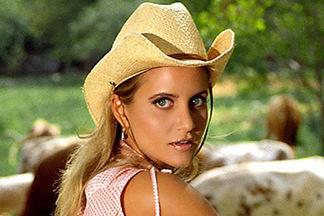 Coed of the Month - October 2003: Rachel Balbert 01
